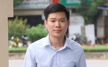 Hoãn phiên xét xử phúc thẩm bị cáo Hoàng Công Lương
