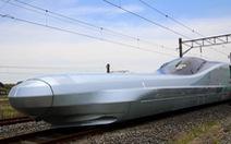Nhật thử nghiệm tàu Shinkansen nhanh nhất thế giới 400km/h