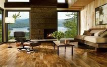 Lựa chọn sàn gỗ trong nhà ở sao cho đúng?
