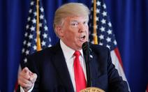 Ông Trump: 'Trung Quốc sợ các công ty chuyển qua Việt Nam và các nước khác'