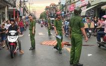 Va chạm xe tải, thiếu nữ 16 tuổi chạy xe máy chết giữa đường ở Gò Vấp