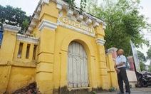 Bí ẩn gốc tích chiếc cổng Gia Định giữa lòng Sài Gòn