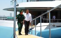 Đà Nẵng xây đề án phát triển kinh tế du thuyền với sự tư vấn của tỉ phú Anh