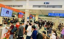An ninh Tân Sơn Nhất liên tục bắt giữ đối tượng trộm cắp ở sân bay