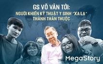 GS Võ Văn Tới: Về nước vì 'sinh viên Việt Nam thất bại'