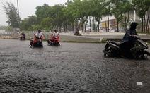 Nam Bộ tiếp tục mưa dông, khả năng có sét, mưa đá