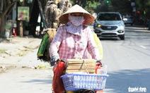 Miền Bắc, miền Trung 'đón' đợt nắng nóng gay gắt 39-40 độ