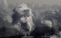Mật độ cacbon dioxide trong không khí cao chưa từng thấy