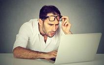 Chấm dứt nỗi lo khô mắt khi làm việc nhiều với máy tính