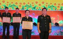 Trao thưởng Tuổi trẻ sáng tạo trong quân đội lần thứ 19