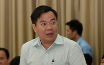 Tạm đình chỉ tư cách đại biểu HĐND TP.HCM của ông Tề Trí Dũng