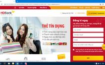 Tra cứu nhanh với website mới và ứng dụng mới HDBank mBanking