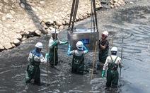 Làm sạch sông Tô Lịch bằng công nghệ Nhật Bản