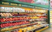 Trái cây nhập khẩu vẫn chiếm được lòng người tiêu dùng Việt