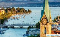 Tour tự túc tham quan các nước châu Âu