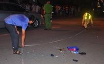 Tài xế say xỉn lái ôtô tông chết học trò lớp 3