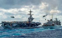 Ông Trump bắn tín hiệu nguy hiểm về nguy cơ chiến tranh Iran
