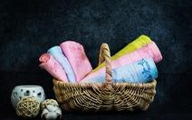 3 loại khăn bông được ưa chuộng trong mùa hè