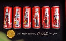 Coca - Cola đã khiến cộng đồng mạng 'dậy sóng' với 6 chiếc lon đặc biệt