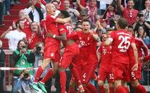 Đè bẹp Frankfurt, Bayern Munich lần thứ 29 vô địch Đức