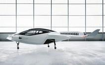 'Taxi bay' chạy  điện đầu tiên trên thế giới nhanh gấp 5 lần taxi