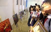 Cuộc thi ảnh cho các em học sinh lưu giữ khoảnh khắc đẹp trong cuộc sống