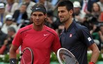 Nadal gặp Djokovic ở 'trận chung kết trong mơ' tại Rome Masters 2019