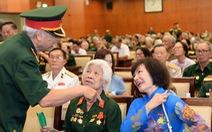 Cuộc hội ngộ xúc động của gần 1.000 cựu binh bộ đội Trường Sơn