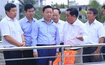 Bộ trưởng Trần Hồng Hà đến nơi xử lý nước thải thành nước uống