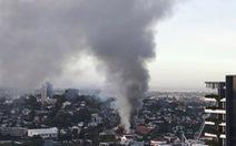 Cháy lớn ở Úc, phá hủy ngôi nhà di sản ở Brisbane