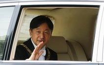 Nhật hoàng Naruhito và những điều đầu tiên