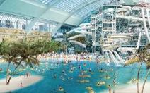Phan Thiết sắp khởi công 'công viên nước trong nhà'