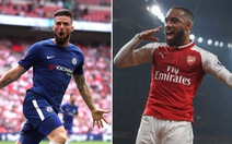 Bán kết lượt đi Europa League: Ai cản nổi người Anh?