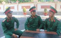'Lính tuyển' của Tiểu đoàn vệ binh 180
