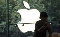 Dân mạng Trung Quốc kêu gọi tẩy chay điện thoại Apple