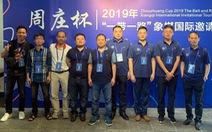 Đả bại Trung Quốc, cờ tướng Việt Nam vô địch Cúp Chu Trang 2019