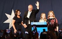 Bầu cử Úc ngã ngũ, Bắc Kinh buồn