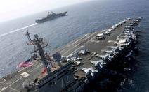 Ông Trump lại dọa: 'Nếu Iran manh động, đó sẽ là sai lầm rất lớn'