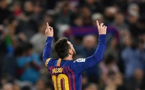 Messi là 'mồi ngon' để cám dỗ các ngôi sao đến Barcelona
