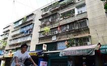 Dời dân để xây mới chung cư Thanh Đa