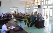 Hai bị cáo đốt xe tại trụ sở phòng cháy chữa cháy Phan Rí lãnh án tù