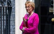 Brexit: Lãnh đạo Hạ viện Anh từ chức với 'trái tim nặng trĩu'