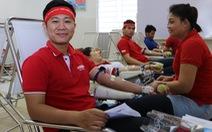 Dai-ichi Việt Nam tiếp tục hiến 20.500 ml máu tại Cần Thơ