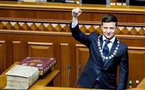 Bài toán khó của tân tổng thống Ukraine