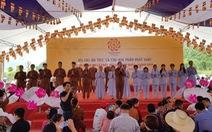 Pháp phục Nguyên Dung được đông đảo Phật tử toàn quốc đón nhận