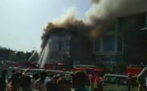 Hỏa hoạn khủng khiếp ở khu phức hợp Ấn Độ, 19 học sinh thiệt mạng