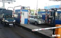 Tổng cục Đường bộ đề nghị có phương án giảm phí qua trạm T2