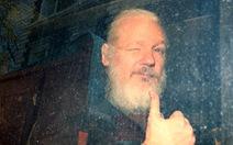 Mỹ truy tố nhà sáng lập Wikileaks 17 tội danh mới