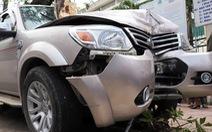 Thanh niên lái xe hơi tông 3 mẹ con thương vong rồi bỏ chạy ra đầu thú