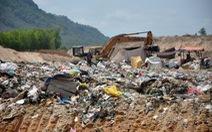 Cục Cảnh sát môi trường bất ngờ kiểm tra bãi rác của Công ty TNHH Kbec Vina